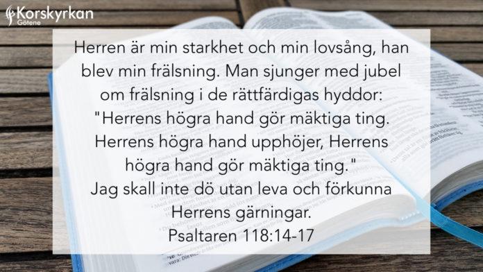 Min Bibelhälsning - Paul Nilsson