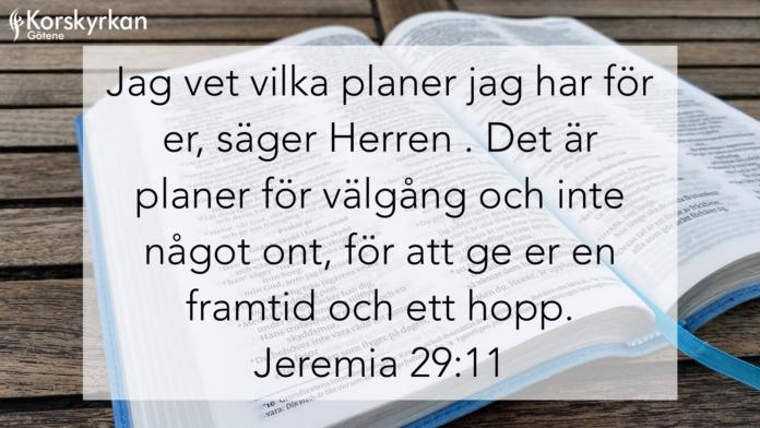Min Bibelhälsning - Tommy Andersson