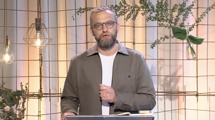 Daniel Alm bibelstudium lappis lördagen