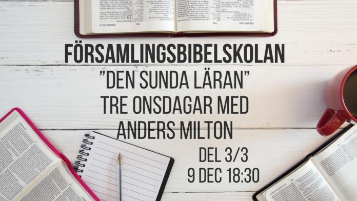 Församlingsbibelskola
