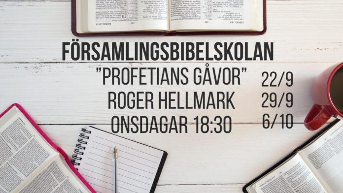 Församlingsbibelskola Profetians gåvor